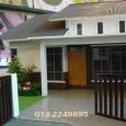 <br /> <br /> Taman Bentara Jalan Puyoh Batu 9, Kebun Baru,42500 Telok Panglima Garang.<br /> *HABIS*<br /> Rumah Berkembar Setingkat<br /> ~ 4 Bilik, 2 Bilik air.<br /> ~ Luas tanah 40'X70′<br /> ~ Luas binaan