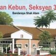 <br /> Taman Kebun Dahlia, Lorong Haji Mughni, Kampung Jalan Kebun, Seksyen 30 Shah Alam.<br /> *HABIS*<br /> Jenis Rumah : Teres setingkat<br /> Keluasan Tanah : 20′ x 69′ –<br /> Harga: RM188,000<br /> 4