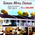 <br /> Taman Meru Damai. Sebuah projek perumahan baharu di Jalan Durian, HABIS.<br /> Teres setingkat<br /> 4 bilik / 2 bilik air<br /> Keluasan Binaan : 20′ x 45′<br /> Jumlah unit keseluruhan 20