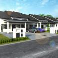 <br /> Taman Jalan Kasban, Meru, Klang, HABIS.<br /> Teres setingkat<br /> 4 bilik / 2 bilik air<br /> Luas tanah 22'X86′<br /> Luas binaan 22'X45′<br /> Jumlah unit keseluruhan 24 unit<br /> Rizab Melayu, hak milik