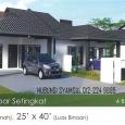 <br /> Taman Jalan Kasban, Meru, Klang, HABIS.<br /> <br /> Semi-D Setingkat<br /> 4 bilik / 2 bilik air<br /> Luas tanah 40'X86′<br /> Luas binaan 25'X40′<br /> Jumlah unit keseluruhan 4 unit<br /> Rizab Melayu, hak