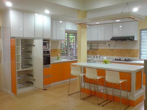 Dapur Semi D 2 Tingkat Bukit Bandaraya Shah Alam